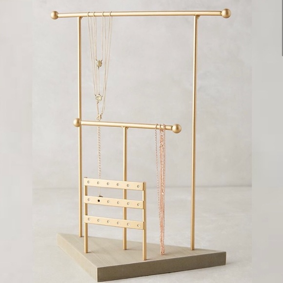Anthropologie High Bar Jewelry Stand